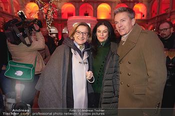 Advent in der Stallburg - Hofreitschule Stallburg, Wien - So 01.12.2019 - Alfons HAIDER, Johanna MIKL-LEITNER, Sonja KLIMA30