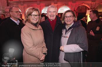 Advent in der Stallburg - Hofreitschule Stallburg, Wien - So 01.12.2019 - Maria PATEK, Thomas SCHÄFER-ELMAYER, Johanna MIKL-LEITNER35