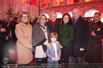 Advent in der Stallburg - Hofreitschule Stallburg, Wien - So 01.12.2019 - Johanna MIKL-LEITNER, Sonja KLIMA, Maria PATEK, Thomas SCHÄFER-41