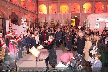 Advent in der Stallburg - Hofreitschule Stallburg, Wien - So 01.12.2019 - 44