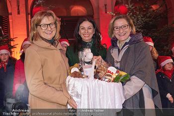 Advent in der Stallburg - Hofreitschule Stallburg, Wien - So 01.12.2019 - Johanna MIKL-LEITNER, Sonja KLIMA, Maria PATEK56