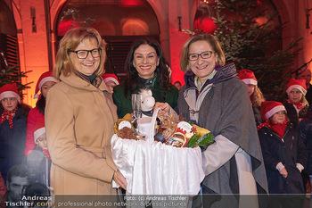 Advent in der Stallburg - Hofreitschule Stallburg, Wien - So 01.12.2019 - Johanna MIKL-LEITNER, Sonja KLIMA, Maria PATEK57