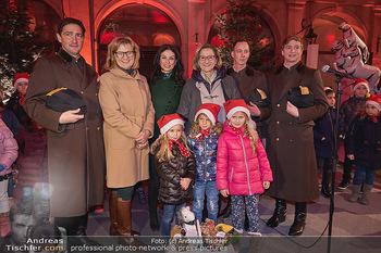 Advent in der Stallburg - Hofreitschule Stallburg, Wien - So 01.12.2019 - 59