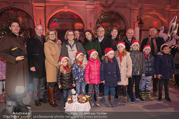 Advent in der Stallburg - Hofreitschule Stallburg, Wien - So 01.12.2019 - 60