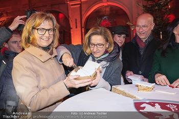 Advent in der Stallburg - Hofreitschule Stallburg, Wien - So 01.12.2019 - Johanna MIKL-LEITNER, Maria PATEK73