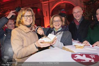 Advent in der Stallburg - Hofreitschule Stallburg, Wien - So 01.12.2019 - Johanna MIKL-LEITNER, Maria PATEK75