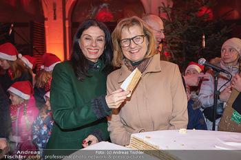 Advent in der Stallburg - Hofreitschule Stallburg, Wien - So 01.12.2019 - Sonja KLIMA, Maria PATEK76