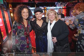 Vorpremiere Kristina Sprenger - Eden Bar, Wien - Di 03.12.2019 - Marianne MENDT, Kristina SPRENGER, Barbara WUSSOW1