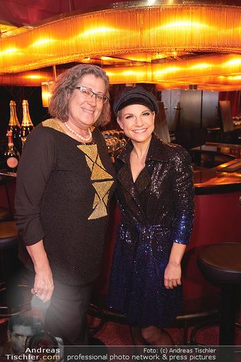 Vorpremiere Kristina Sprenger - Eden Bar, Wien - Di 03.12.2019 - Kristina SPRENGER, Michaela SCHIMANKO5