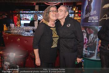 Vorpremiere Kristina Sprenger - Eden Bar, Wien - Di 03.12.2019 - Rudi HOLDHAUS, Michaela SCHIMANKO6