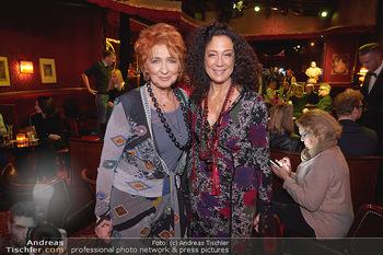 Vorpremiere Kristina Sprenger - Eden Bar, Wien - Di 03.12.2019 - Biggi FISCHER, Barbara WUSSOW8