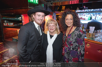 Vorpremiere Kristina Sprenger - Eden Bar, Wien - Di 03.12.2019 - Marianne MENDT, Barbara WUSSOW mit Sohn Nikolaus15