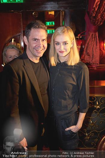 Vorpremiere Kristina Sprenger - Eden Bar, Wien - Di 03.12.2019 - Manuel WITTING, Pia STRAUSS20