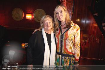 Vorpremiere Kristina Sprenger - Eden Bar, Wien - Di 03.12.2019 - Marianne MENDT, Nadja BERNHARD27