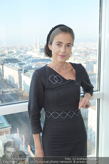 PK Filmpreis Nominierte - Ringturm, Wien - Mi 04.12.2019 - Mercedes ECHERER(Portrait)4