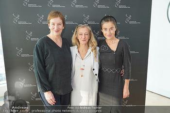 PK Filmpreis Nominierte - Ringturm, Wien - Mi 04.12.2019 - Marlene ROPAC, Kathrin ZECHNER, Mercedes ECHERER5