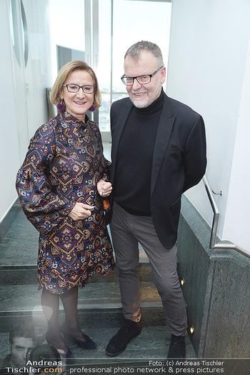 PK Filmpreis Nominierte - Ringturm, Wien - Mi 04.12.2019 - Johanna MIKL-LEITNER, Mercedes ECHERER, Stefan RUZOWITZKY16