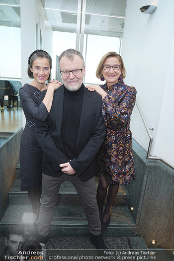 PK Filmpreis Nominierte - Ringturm, Wien - Mi 04.12.2019 - Johanna MIKL-LEITNER, Mercedes ECHERER, Stefan RUZOWITZKY17