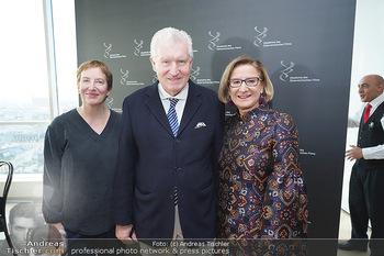 PK Filmpreis Nominierte - Ringturm, Wien - Mi 04.12.2019 - Johanna MIKL-LEITNER, Marlene ROPAC, Josef KIRCHBERGER20