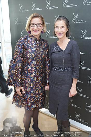 PK Filmpreis Nominierte - Ringturm, Wien - Mi 04.12.2019 - Johanna MIKL-LEITNER, Mercedes ECHERER21