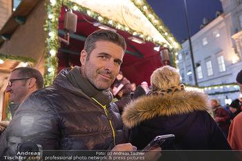 MOMO Lichtaktion - Adventmarkt Freyung Wien - Do 05.12.2019 - 2