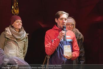 MOMO Lichtaktion - Adventmarkt Freyung Wien - Do 05.12.2019 - 10