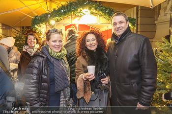 Ballwein Präsentation - Cafe Hofburg, Wien - Di 10.12.2019 - Anna KARNITSCHER, Christina LUGNER, Wolfgang BINDER1