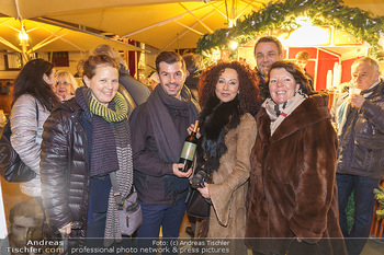 Ballwein Präsentation - Cafe Hofburg, Wien - Di 10.12.2019 - 2