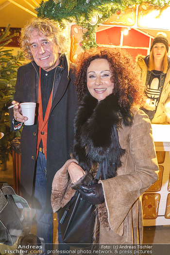 Ballwein Präsentation - Cafe Hofburg, Wien - Di 10.12.2019 - Toni REI, Christina LUGNER6
