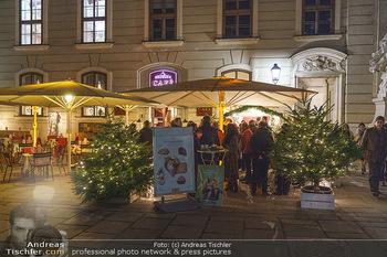 Ballwein Präsentation - Cafe Hofburg, Wien - Di 10.12.2019 - 9