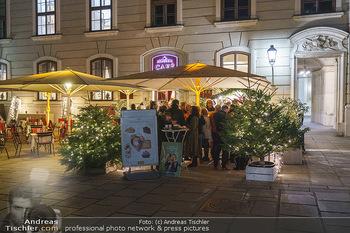 Ballwein Präsentation - Cafe Hofburg, Wien - Di 10.12.2019 - 10