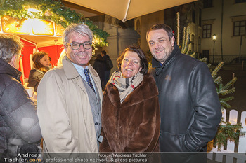 Ballwein Präsentation - Cafe Hofburg, Wien - Di 10.12.2019 - 12