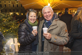 Ballwein Präsentation - Cafe Hofburg, Wien - Di 10.12.2019 - 16
