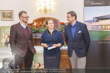 Ballwein Präsentation - Cafe Hofburg, Wien - Di 10.12.2019 - 32