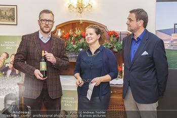 Ballwein Präsentation - Cafe Hofburg, Wien - Di 10.12.2019 - 36