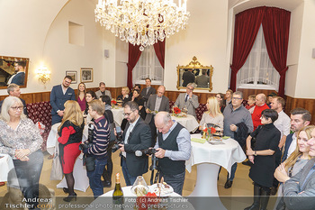Ballwein Präsentation - Cafe Hofburg, Wien - Di 10.12.2019 - 38