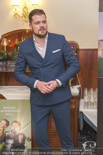Ballwein Präsentation - Cafe Hofburg, Wien - Di 10.12.2019 - Kristjan JOHANNESSON47
