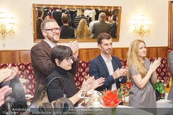 Ballwein Präsentation - Cafe Hofburg, Wien - Di 10.12.2019 - 51