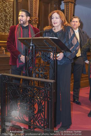 Hilfstöne Weihnachts-Benefizkonzert - Lutherische Stadtkirche, Wien - Mi 11.12.2019 - Clemens UNTERREINER, Andrea JONASSON3