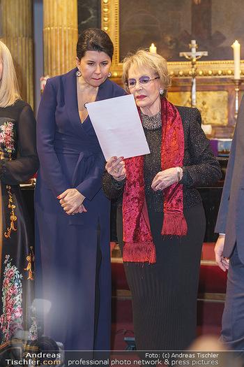 Hilfstöne Weihnachts-Benefizkonzert - Lutherische Stadtkirche, Wien - Mi 11.12.2019 - Zoryana KUSHPLER, Renate HOLM4