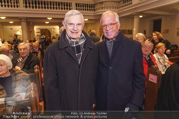 Hilfstöne Weihnachts-Benefizkonzert - Lutherische Stadtkirche, Wien - Mi 11.12.2019 - Thomas SCHÄFER-ELMAYER, Werner FASSLABEND41