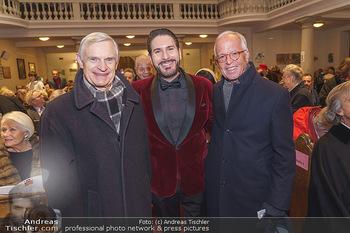 Hilfstöne Weihnachts-Benefizkonzert - Lutherische Stadtkirche, Wien - Mi 11.12.2019 - Thomas SCHÄFER-ELMAYER, Clemens UNTERREINER, Werner FASSLABEND42