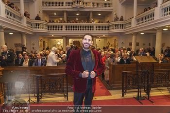 Hilfstöne Weihnachts-Benefizkonzert - Lutherische Stadtkirche, Wien - Mi 11.12.2019 - Clemens UNTERREINER44