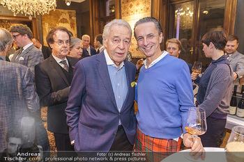 X-Mas for friends bei Ali Rahimi - Palais Szechenyi - Mi 11.12.2019 - Harald SERAFIN, Christian RAINER15