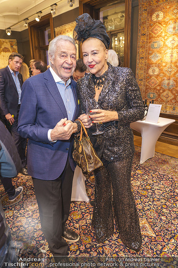 X-Mas for friends bei Ali Rahimi - Palais Szechenyi - Mi 11.12.2019 - Harald SERAFIN, Andrea BUDAY22