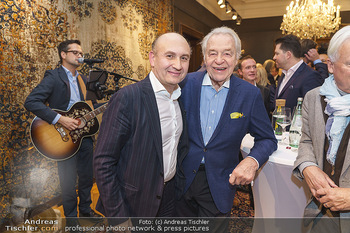 X-Mas for friends bei Ali Rahimi - Palais Szechenyi - Mi 11.12.2019 - Ali RAHIMI, Harald SERAFIN25