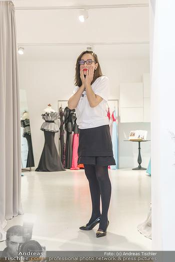 Ekaterina Mucha Opernballkleid Anprobe - Runway Fashion, Wien - Fr 13.12.2019 - 5