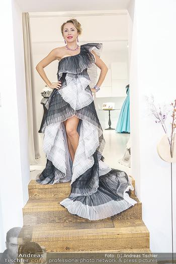 Ekaterina Mucha Opernballkleid Anprobe - Runway Fashion, Wien - Fr 13.12.2019 - Ekaterina MUCHA11