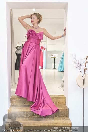 Ekaterina Mucha Opernballkleid Anprobe - Runway Fashion, Wien - Fr 13.12.2019 - Ekaterina MUCHA19