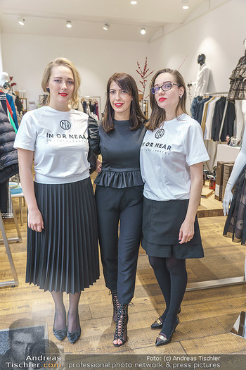 Ekaterina Mucha Opernballkleid Anprobe - Runway Fashion, Wien - Fr 13.12.2019 - 23